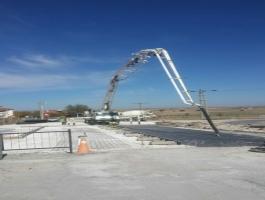 Kırka Bor İşletmeleri Atölye Binası Projesi - ETİ Maden