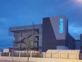Dokuz Eylül Üniversitesi BİOİZMİR Binası Projesi