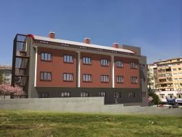 Bursa Konak Kız Yurdu Projesi - Nilüfer Belediyesi
